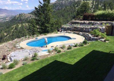 Kamloops pool services
